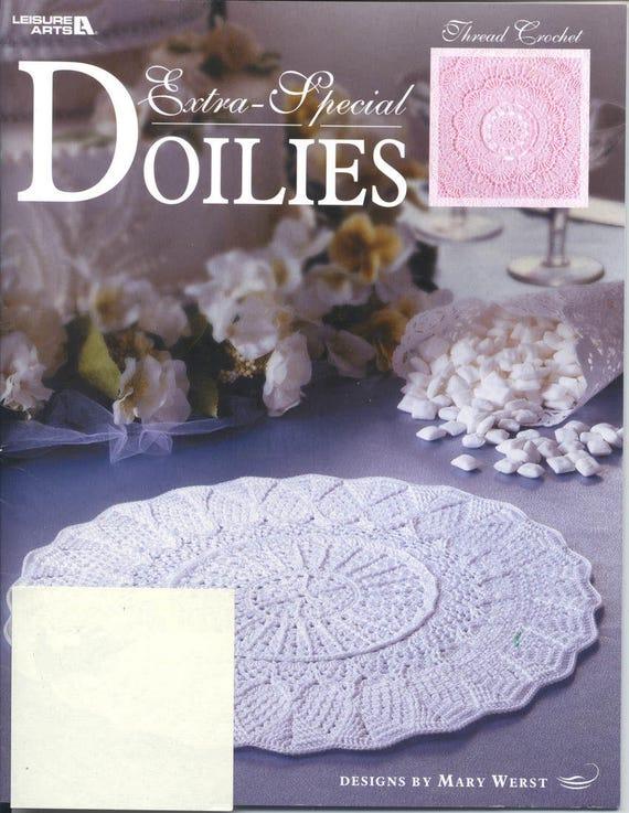 Crochet Doily Ebook Crochet Doily Pattern Crochet Pattern Book