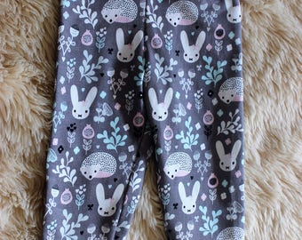 Pretty Garden Leggings Sizes 0 & 1