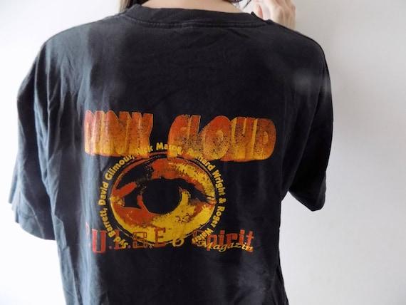 Vintage Pink Floyd T-shirt/Vintage Band T-shirt/90