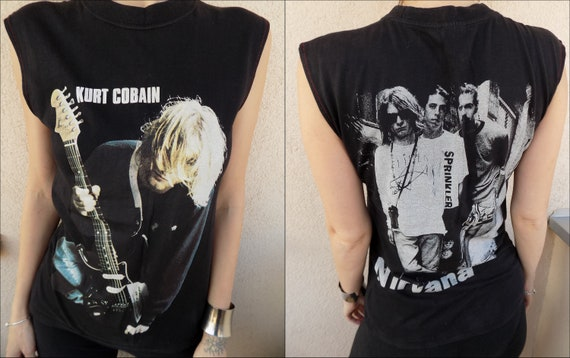 90's Nirvana T-shirt