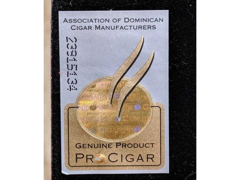 Gloss Cedar Wood Hinged Imported Tobacco Dominican Republic Romeo y Julieta  Empty Cigar Box Crafts Project Jewelry Trinket Storage Box