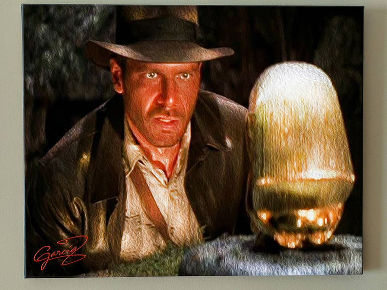 6766acf96f00b Indiana Jones and the Raiders of the Lost Ark Golden Idol