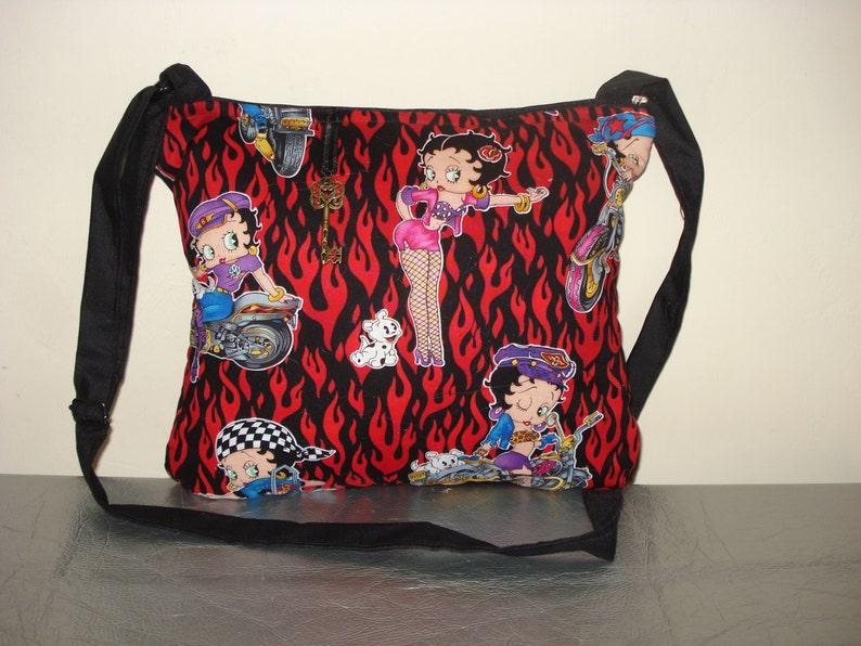 Betty Boop Shoulder Bag