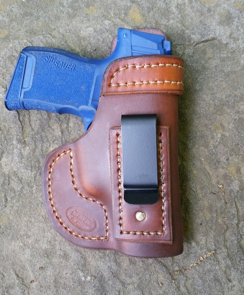 right/ brown/ IWB/ Sig P365 holster