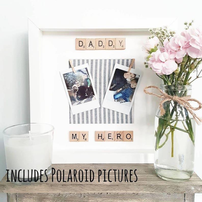 Dad Gift For Husband Frame New