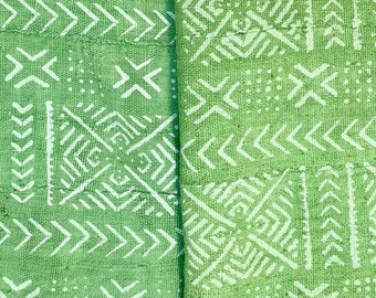 Mud Cloth, Mud cloth throw, Authentic African mudcloth Fabric, mud cloth from Mali, Morrissey Fabric