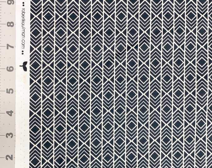 Washable Cotton shirting, Face mask cotton fabric, Pure Cotton Fabric, geometric print, Robert Kaufman quilting textile