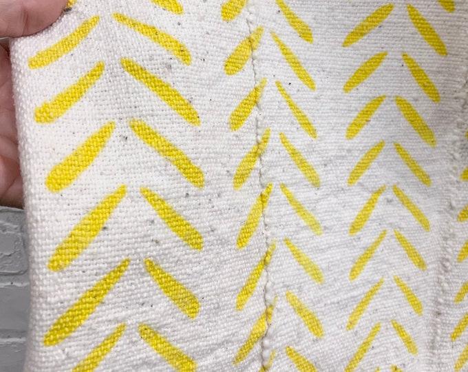 Mud Cloth fabric, Mud cloth throw, Authentic African mudcloth, mud cloth from Mali, Morrissey Fabric