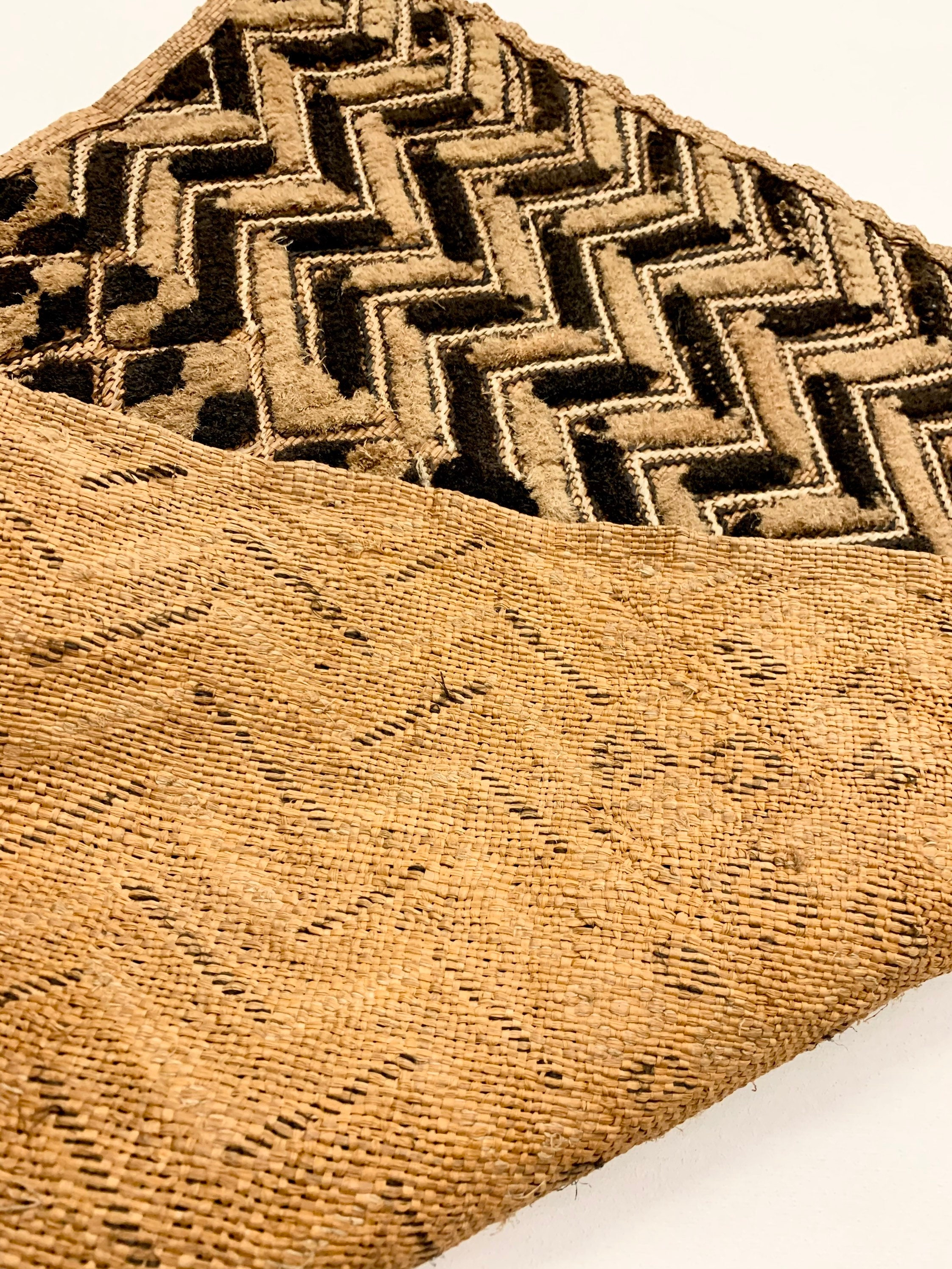 Tapestry Wall Decor African Tribal Tapestry Rug Wall Hanging Kuba Cloth Item Q