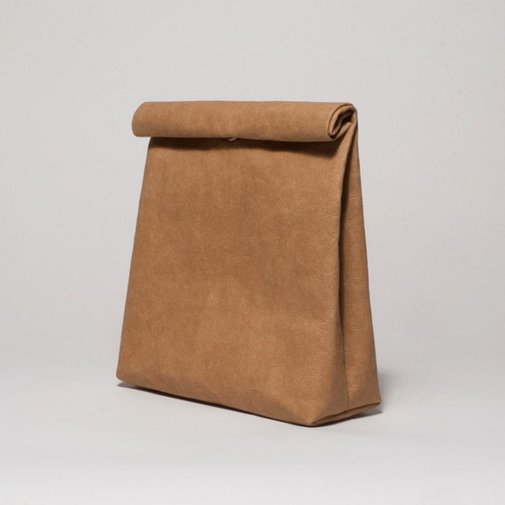 Vegan Leather Lunchbag