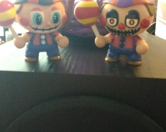 Custom Shadow/Nightmare Five Nights at Freddy's Balloon Boy Mini Mystery Figure Funko