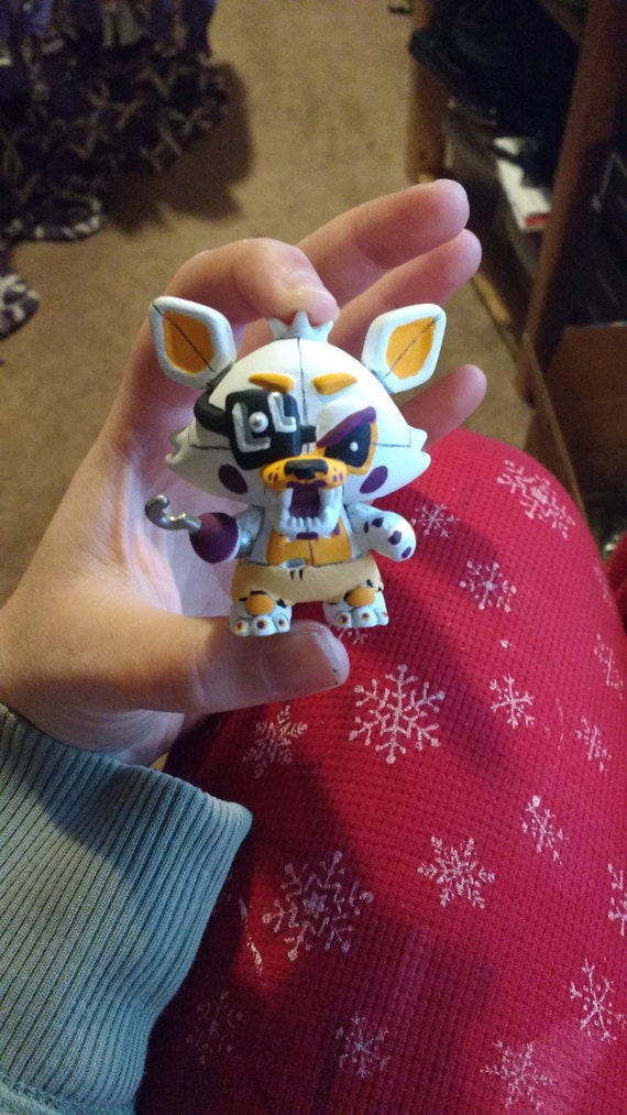 Custom Five Nights At Freddy S Lolbit From Sister Location