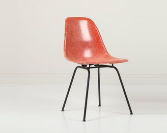 Early Herman Miller Eames DSX Chair