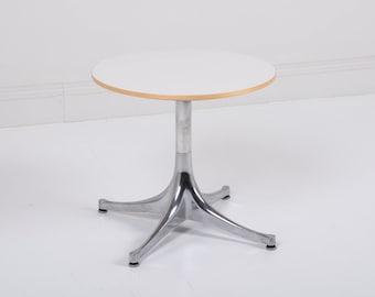 George Nelson Herman Miller Pedestal Side Table