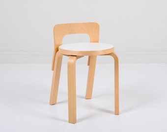 Alvar Aalto Artek Model N65 Child's Chair