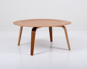 Herman Miller Eames Molded Plywood Coffee Table - CTW