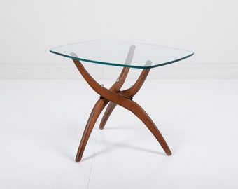 Vintage Mid-Century Modern Forest Wilson Side Table