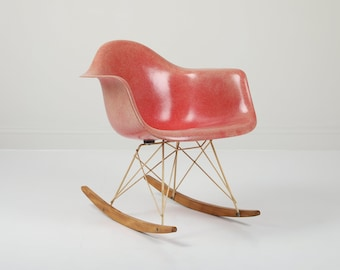 SOLD - Vintage Herman Miller Eames RAR Rocking Chair