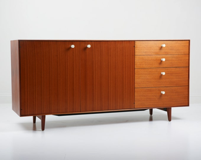 Featured listing image: SOLD - George Nelson Herman Miller Thin Edge Credenza