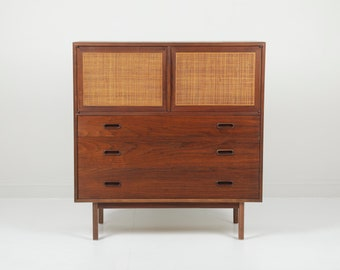 SOLD - Mid-Century Modern Jack Cartwright for Founders Gentlemen's Chest