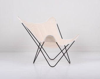 Vintage Knoll Hardoy BKF Butterfly Chair