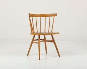 Vintage George Nakashima Straight Chair for Knoll