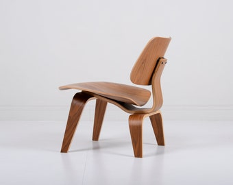 Herman Miller Eames Molded Plywood Lounge Chair LCW