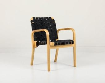 Alvar Aalto Artek 45 Armchair