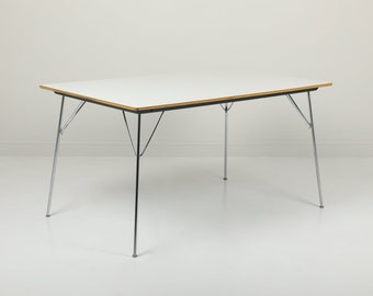 Vintage Herman Miller Eames DTM-10 Dining Table