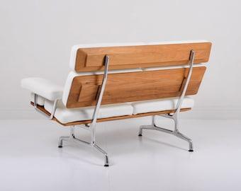 Herman Miller Eames Sofa - 2 Seat