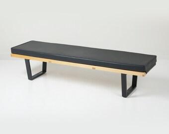 George Nelson Herman Miller Platform Bench