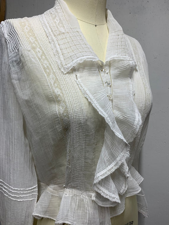 1920's vintage blouse