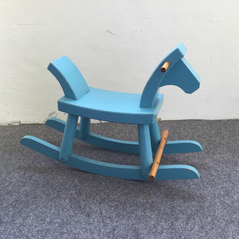 Juho Jussila rocking horse