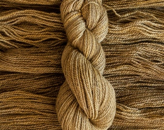 """Tern DK """"Moss"""" - BFL/Masham (75/25) Dk weight yarn, 260 yards, 100 grams, 2 ply, non-superwash"""