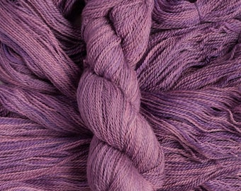 """Oriole """"Callicarpa"""" – 21.5 micron wool/baby alpaca,(70/30), 400  yards, 100 grams, 2 ply, milled in South America, non SW"""