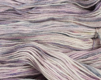 """Heron """"Pixie"""" -  26.5 micron wool/alpaca (70/30) worsted weight yarn, 240 yards, 100 grams, 4 ply, milled in South America, non-superwash"""