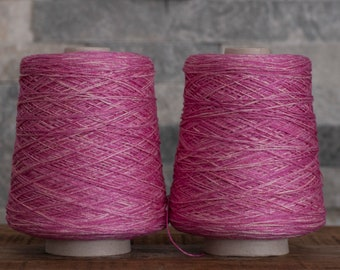 Coned Yarn
