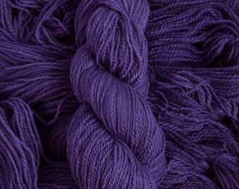 """Tern DK """"Kapow"""" - BFL/Masham (75/25) Dk weight yarn, 260 yards, 100 grams, 2 ply, non-superwash"""