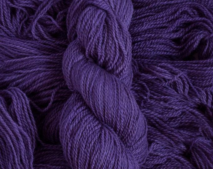 """Featured listing image: Tern DK """"Kapow"""" - BFL/Masham (75/25) Dk weight yarn, 260 yards, 100 grams, 2 ply, non-superwash"""