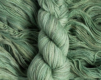 """Oriole """"Grasshopper"""" – 21.5 micron wool/baby alpaca,(70/30), 400  yards, 100 grams, 2 ply, milled in South America, non SW"""