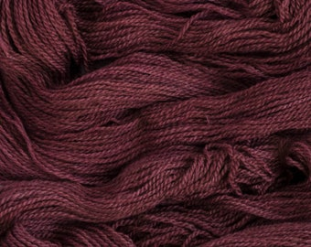 "Tern DK ""Barberry"" - BFL/Masham (75/25) Dk weight yarn, 260 yards, 100 grams, 2 ply, non-superwash"