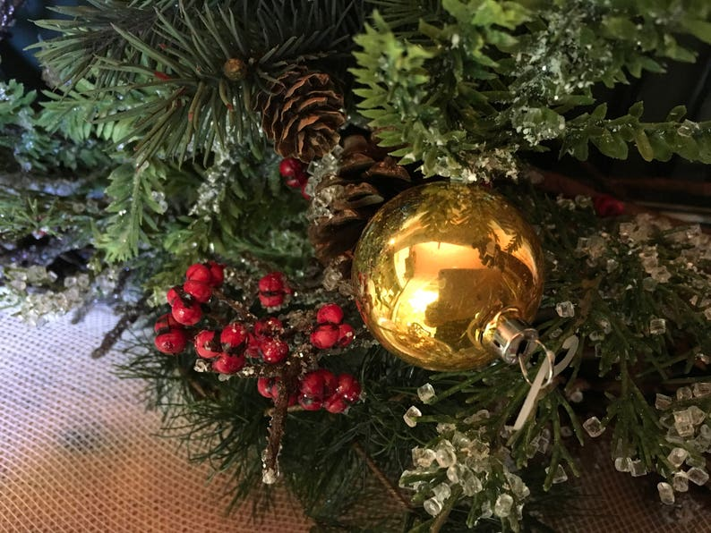 1940s Christmas Decoration Gold 2 Vintage Ornaments Christmas Tree Czechoslovakia Christmas Ornaments Vintage Christmas Set of 24