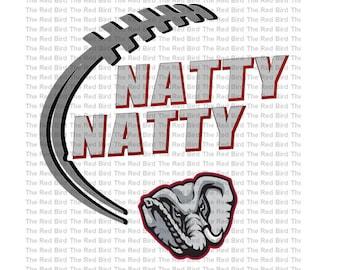 58a9f910624773 Natty Natty Alabama Crimson Tide Football funny printable Digital download  cut file SVG
