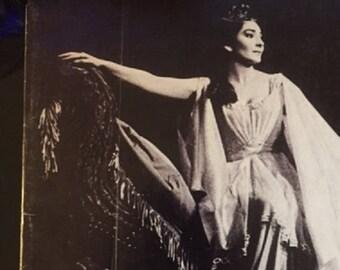 Opera News November 1977 Maria Callas