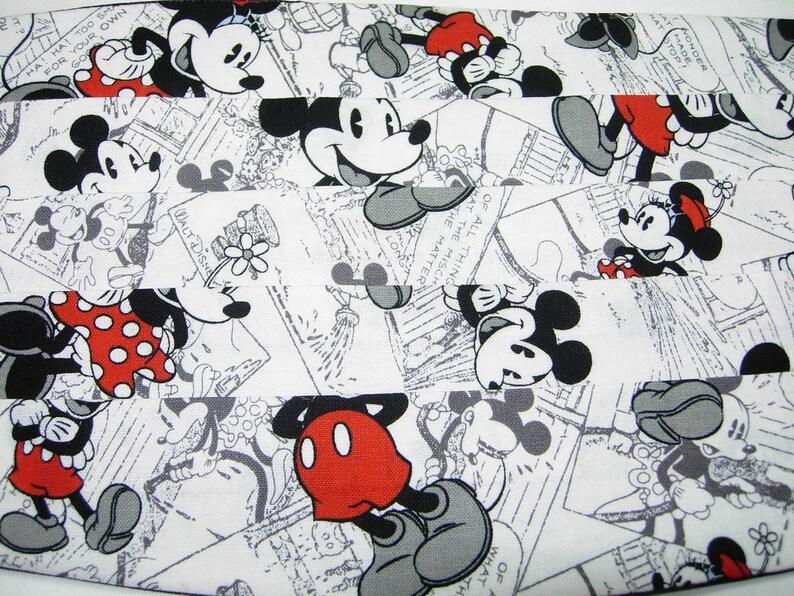 Comic strips Mickey Mouse Bow Tie /& Cummerbund Set Mickey bow ties Cummerbunds Mickey Mouse ties Vintage Mickey Disney bow ties