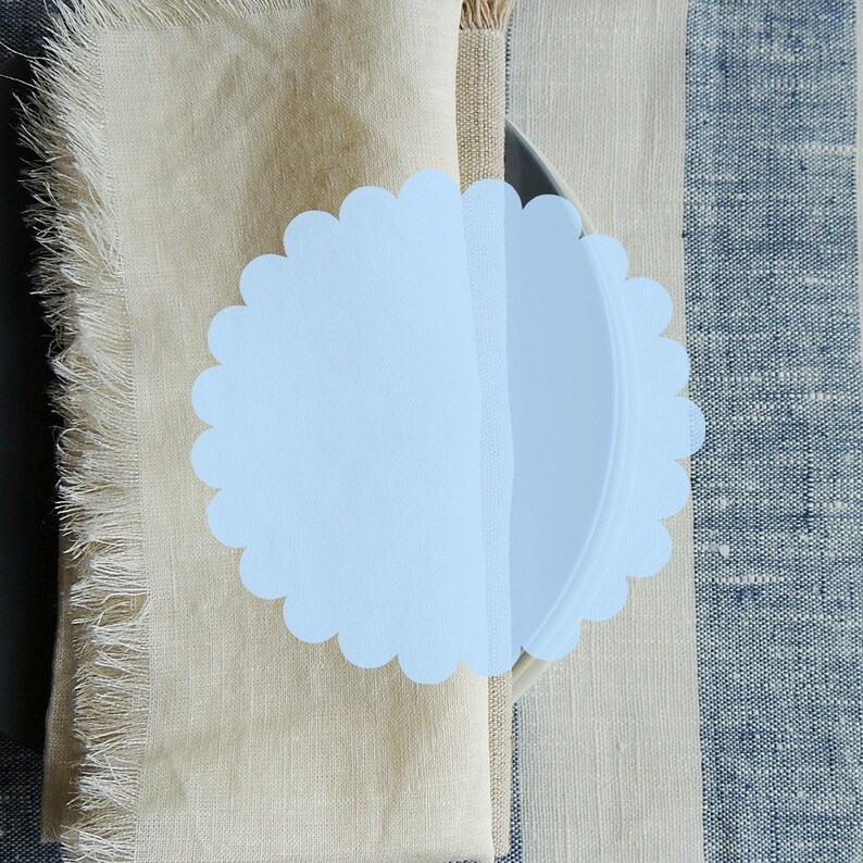 Instagram Content Templates Linen Background Printables - Neutral