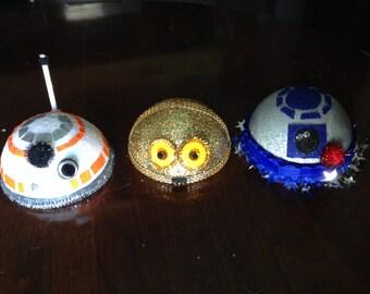 Droid Series : Set of 3 Star Wars Mini Hats