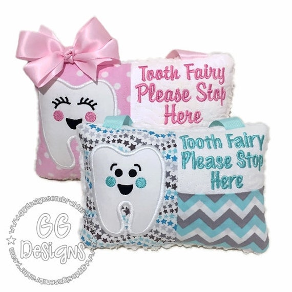 Tooth Fairy Pillow Bundle | Fairy