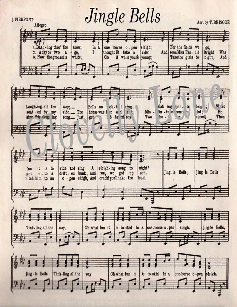 picture relating to Christmas Carol Songbook Printable identified as Xmas Carols traditional sheet audio Instantaneous electronic printable down load for playing cards, collage, s scheduling