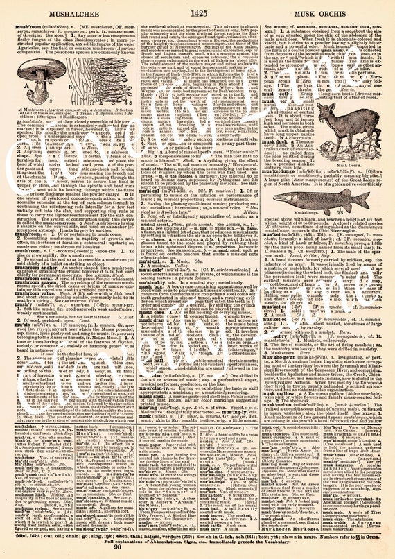 photograph about Printable Dictionary Pages titled Antique common dictionary webpages paper instantaneous Electronic Down load printable collage sheet for artwork craft magazine web page ephemera merged media